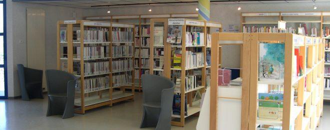 Bibliothèque - Causerie