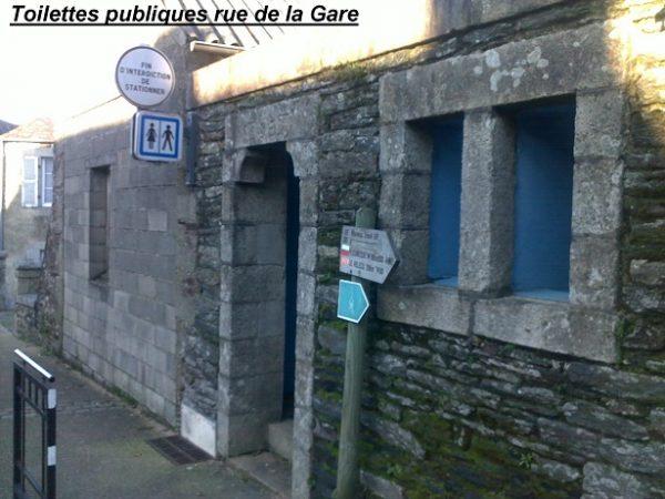 34 - Toilettes publiques rue de la Gare