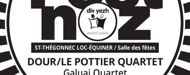 FEST-NOZIG des associations Div Yezh des écoles du secteur de Morlaix