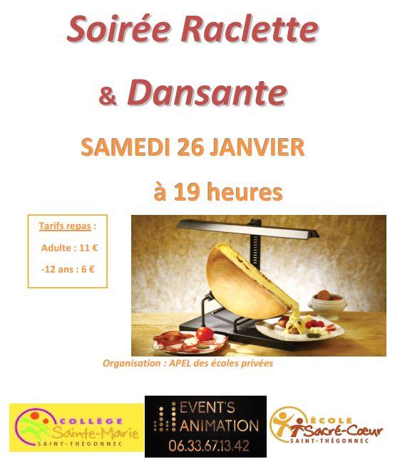 SOIREE RACLETTE