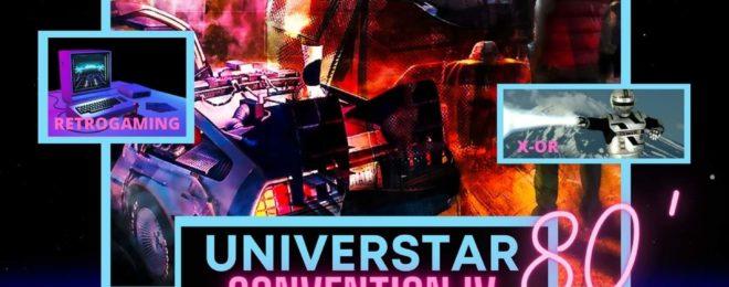 UNIVERSTAR 80'