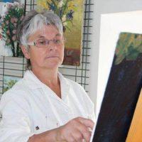 Exposition de peinture - Arlette Geffroy